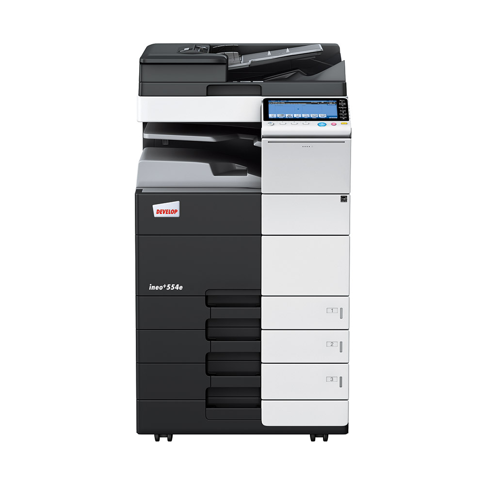 Ineo 554e Develop Photocopier